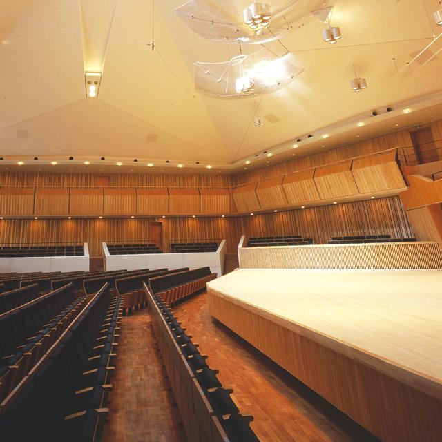 軽井沢大賀ホール / Karuizawa Ohga Hall